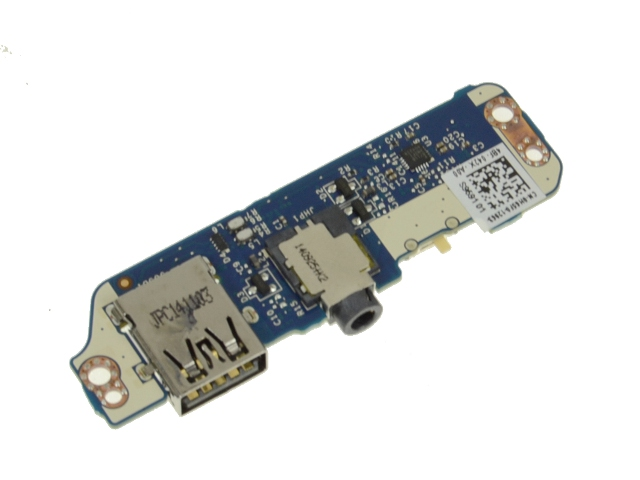 H65F0 Dell Latitude E7440 USB / Audio Port IO Circuit Board